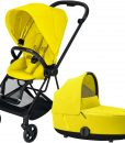 Cybex Mios Duovagn, Mustard Yellow/Matt Black