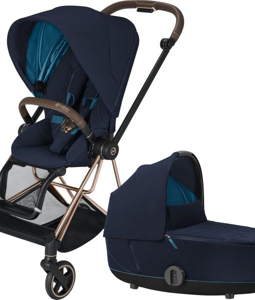 Cybex Mios Duovagn, Nautical Blue/Rose Gold