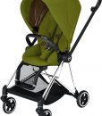 Cybex Mios Sittvagn, Khaki Green/Chrome Black