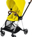 Cybex Mios Sittvagn, Mustard Yellow/Chrome Brown