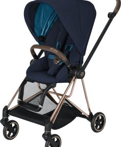 Cybex Mios Sittvagn, Nautical Blue/Rose Gold