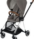 Cybex Mios Sittvagn, Soho Grey/Chrome Brown