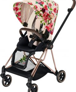 Cybex Mios Sittvagn, Spring Blossom Light/Rose Gold