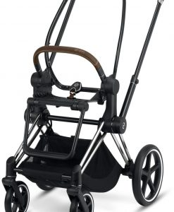 Cybex Priam Chassi +hardPart, ChromBrow