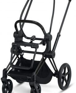 Cybex Priam Chassi +hardPart, Matt Black