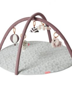 Done By Deer, Babygym 90 x 48 cm rosa