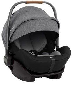 Nuna Arra Infant Carrier Charcoal one size