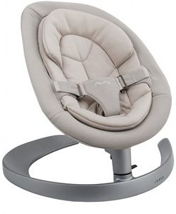 Nuna Leaf Grow Bouncer Champagne one size