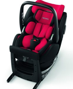 Recaro Zero 1. Elite i-Size, Racing Red