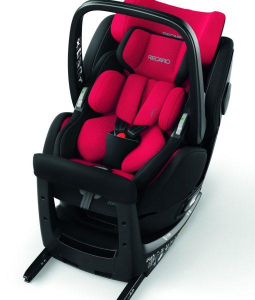 Recaro Zero 1. Elite i-Size, Racing Red