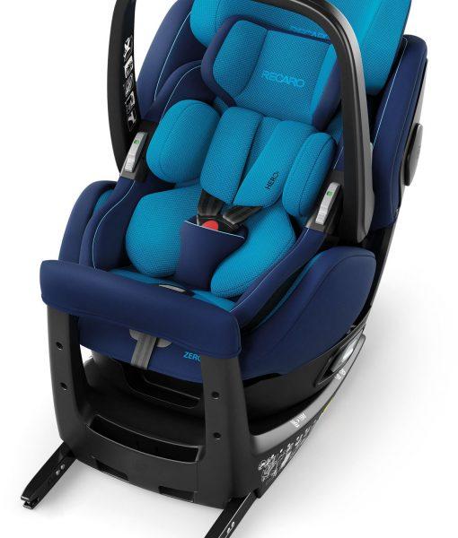 Recaro Zero 1. Elite i-Size, Xenon Blue